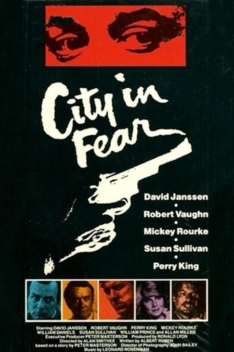 Poster of City in Fear