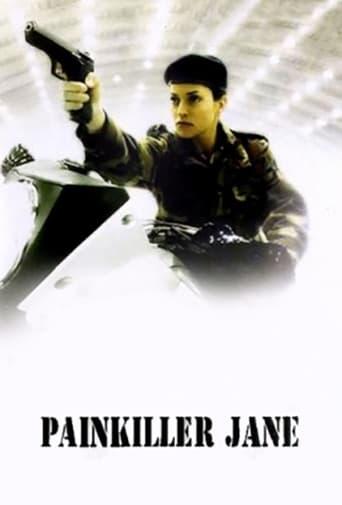 Poster of Painkiller Jane