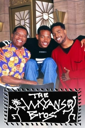 Poster of The Wayans Bros.