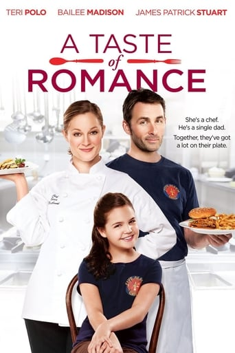 Poster of A Taste of Romance