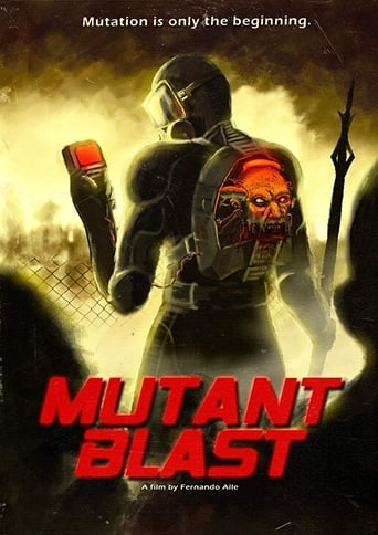 Poster of Mutant Blast