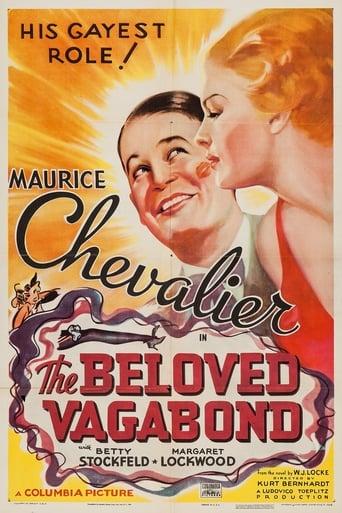 Poster of The Beloved Vagabond