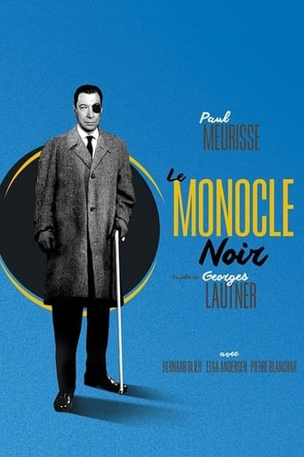 Poster of The Black Monocle