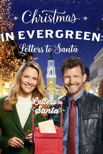 Poster of Christmas in Evergreen: Letters to Santa