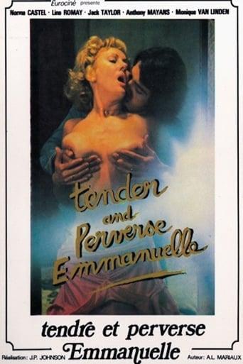 Poster of Tendre et perverse Emanuelle