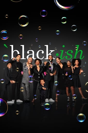 Poster of black-ish
