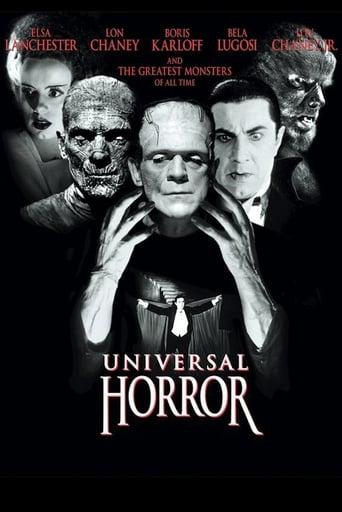 Universal Horror poster