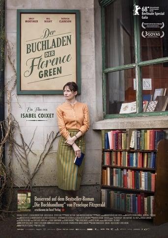 Filmplakat von Der Buchladen der Florence Green