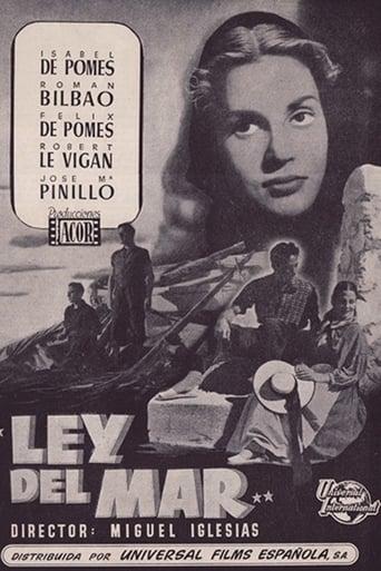 Poster of Ley del mar
