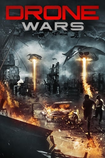 Poster of Drone Wars