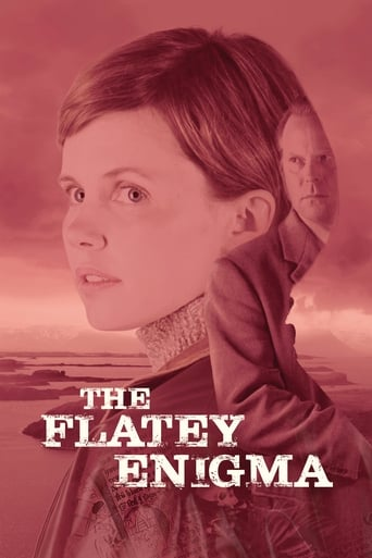 Poster of The Flatey Enigma