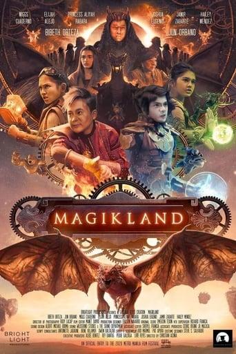 Poster of Magikland