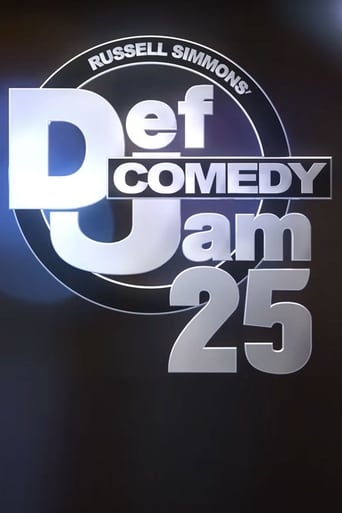 Poster of Def Comedy Jam 25