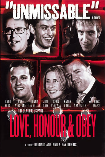 Poster of Love, Honour and Obey