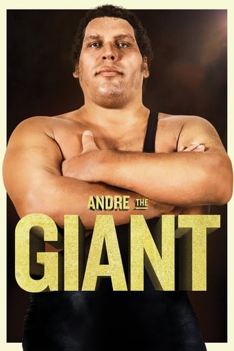 Poster of Andre the Giant