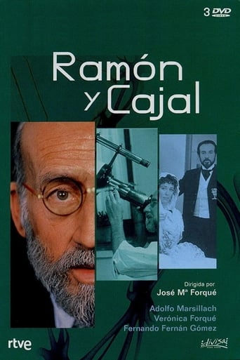 Poster of Ramón y Cajal