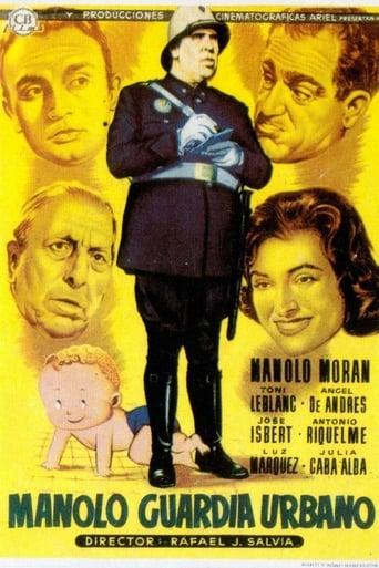 Poster of Manolo guardia urbano