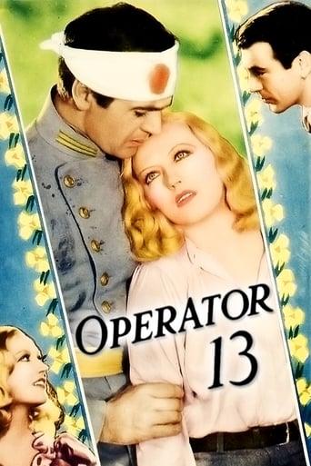 Poster of La espía número 13