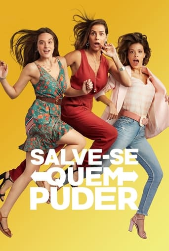 Poster of Salve-se Quem Puder