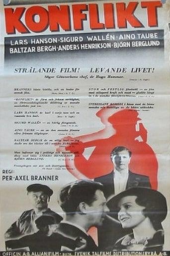 Poster of Konflikt