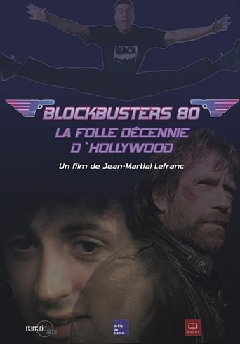 Poster of Blockbusters 80, la folle décennie d'Hollywood