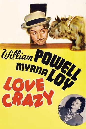 Poster of Love Crazy