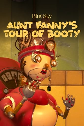 Poster of Aunt Fanny's Tour of Booty