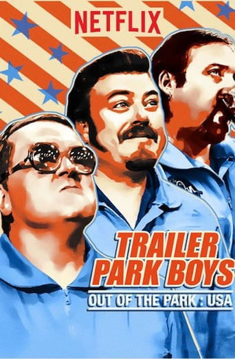 Poster of Trailer Park Boys: Out of the Park: USA