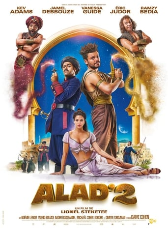 Poster of Alad'2