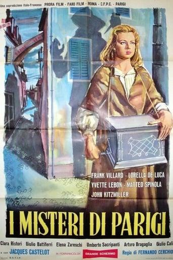 Poster of I misteri di Parigi