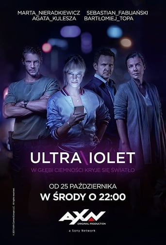 Poster of Ultrafialoví
