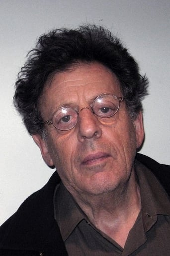 Image of Philip Glass