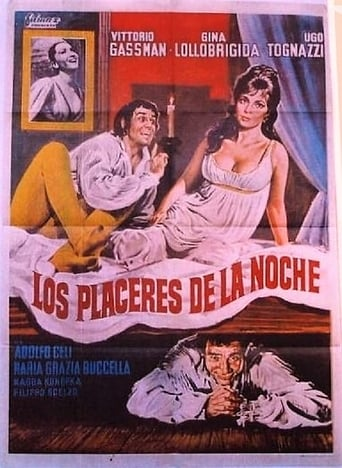 Poster of Pleasant Nights