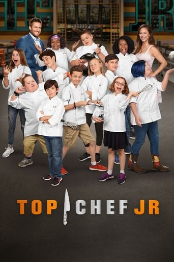 Poster of Top Chef Junior