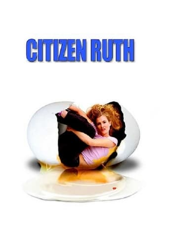 Poster of Citizen Ruth
