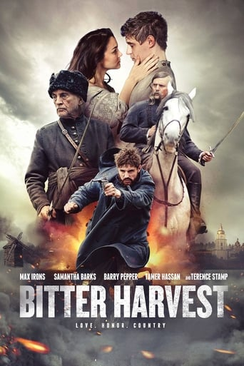 Poster of Bitter Harvest