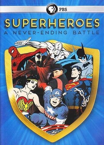 Poster of Superheroes: A Never-Ending Battle