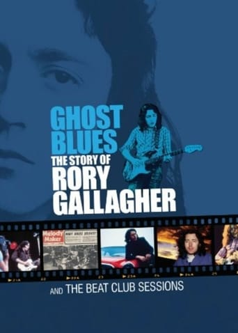 Poster of Ghost Blues: The Story of Rory Gallagher
