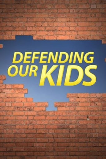 Poster of Defending Our Kids: The Julie Posey Story