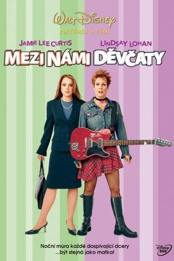 Poster of Mezi námi děvčaty