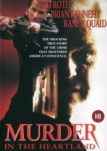 Poster of Murder in the Heartland