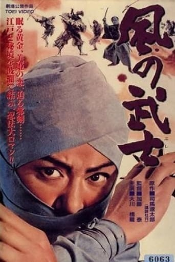 Poster of Warrior of the Wind