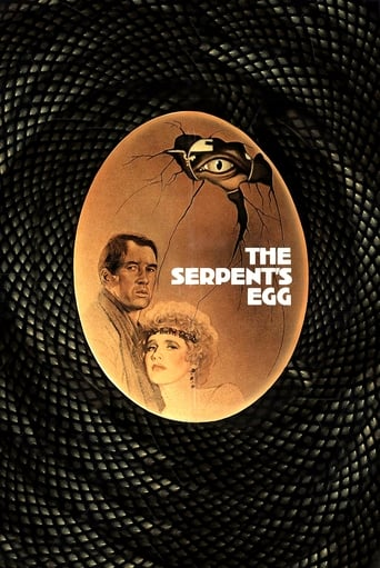 Poster of The Serpent's Egg
