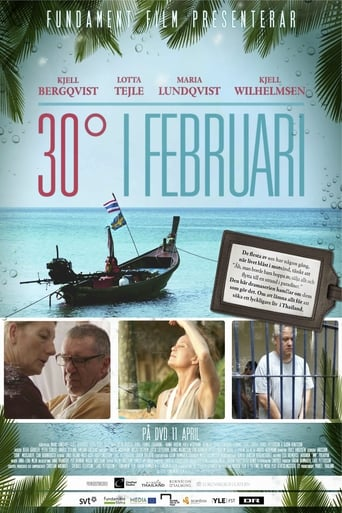 Poster of 30 Degrees in February