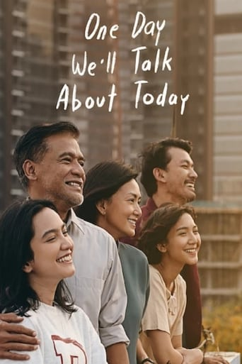 Poster of One Day We'll Talk About Today
