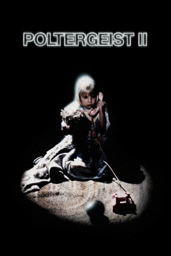 Poster of Poltergeist II: The Other Side