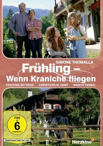 Poster of Wenn Kraniche fliegen