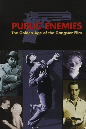 Poster of Public Enemies: The Golden Age of the Gangster Film