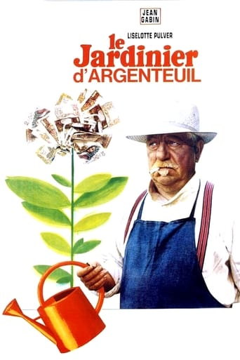 Poster of The Gardener of Argenteuil