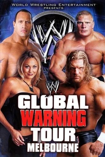 Poster of WWE Global Warning